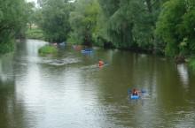 kajakizerkow.pl – rzeka Prosna, Lisewo 2014